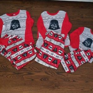 STAR WARS Christmas Pajamas